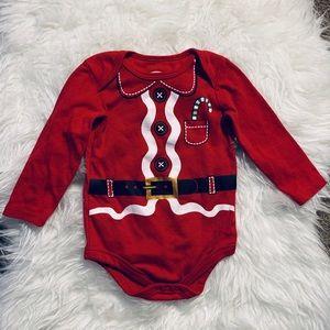 Christmas Baby Onesie